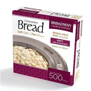 Communion Bread: 500 Soft