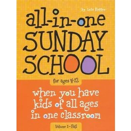 All In One Sunday School V1-Fall