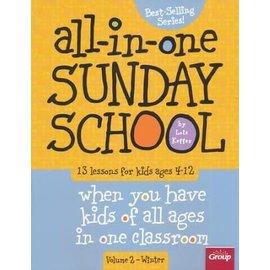 All In One Sunday School V2-Winter