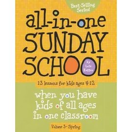 All In One Sunday School V3-Spring