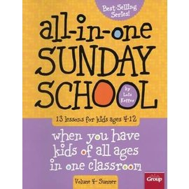 All In One Sunday School V4-Summer