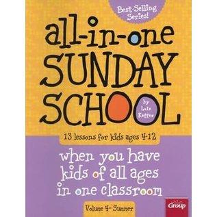 All In One Sunday School V4-Summer