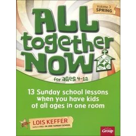 All Together Now Sunday School V3-Spring