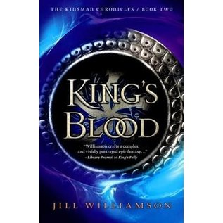 Kinsman Chronicles #2: King's Blood (Jill Williamson), Paperback