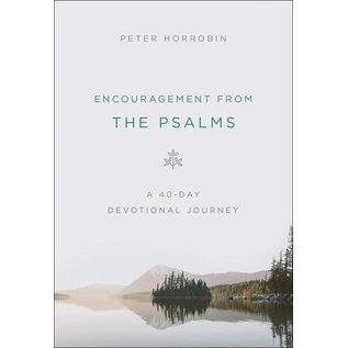 Encouragement From The Psalms (Peter Horrobin), Paperback