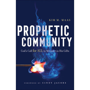 Prophetic Community (Kim M. Maas), Paperback
