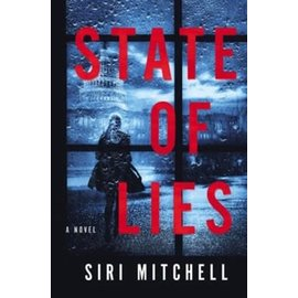 State of Lies (Siri Mitchell), Paperback