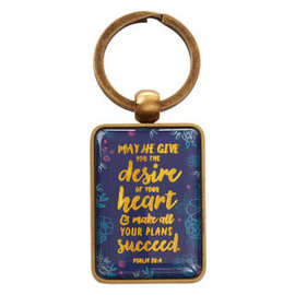 Keychain - Desire of Your Heart
