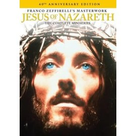 DVD - Jesus of Nazareth