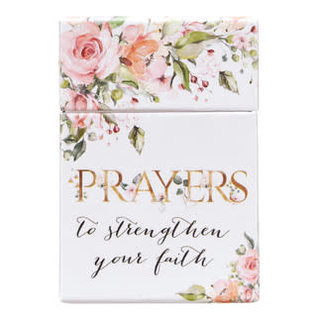 Box of Blessings - Prayers to Strengthen Your Faith