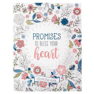 Coloring Book - Promises to Bless your Heart