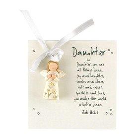 Angel - Daughter, Ornament