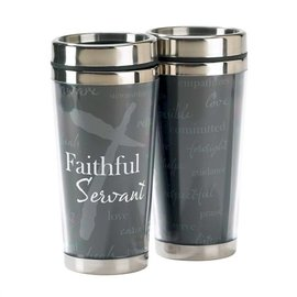 Travel Mug - Faithful Servant