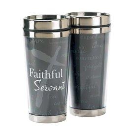 Travel Mug - Faithful Servant