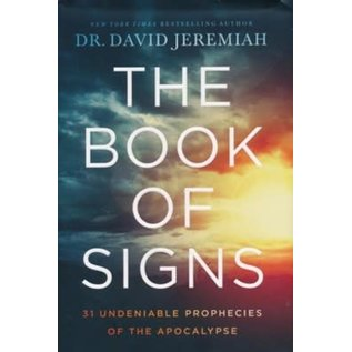 The Book of Signs (David Jeremiah), Hardcover