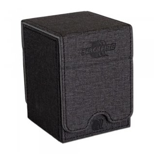 Deck Box - Vertical Black, Convertible