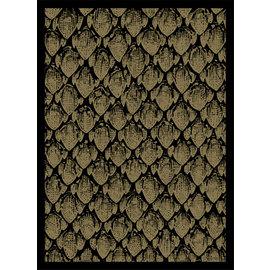 Card Sleeves - Dragonhide Gold