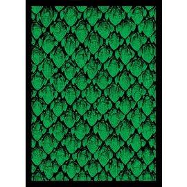 Card Sleeves - Dragonhide Green