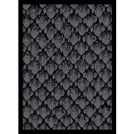 Card Sleeves - Dragonhide Black