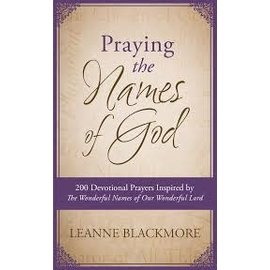 Praying the Names of God (Leanne Blackmore)