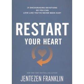 Restart Your Heart (Jentezen Franklin), Paperback