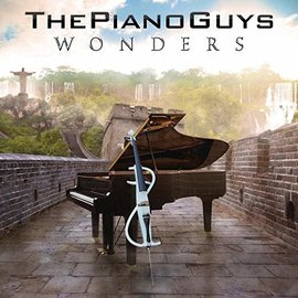 CD - Wonders (The Piano Guys)