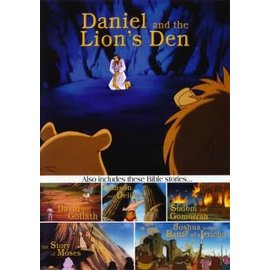 DVD - Bible Stories, 6 Movie Pack