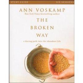 The Broken Way, Study Guide (Ann Voskamp), Paperback