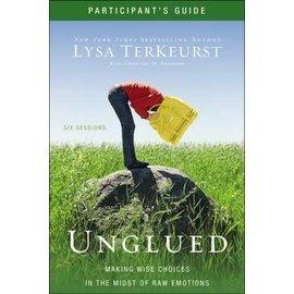 Unglued, Participant's Guide (Lysa TerKeurst), Paperback