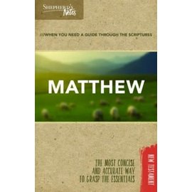 Shepherd's Notes: Matthew
