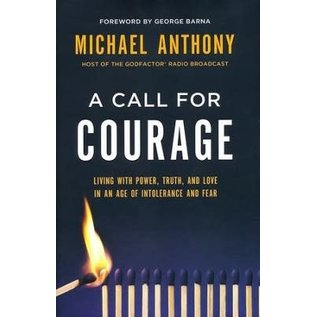 A Call for Courage (Michael Anthony), Hardcover