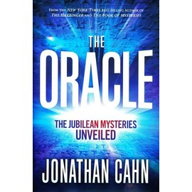 The Oracle (Jonathan Cahn), Hardcover