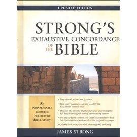 KJV Strong's Exhaustive Concordance, Hardcover