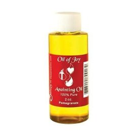 Anointing Oil - Pomegranate, 2oz
