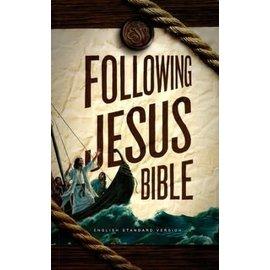 ESV Following Jesus Bible, Paperback