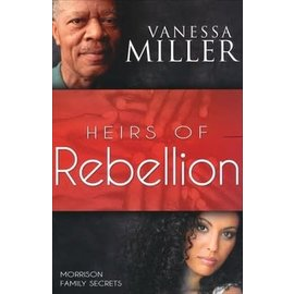 Morrison Family Secrets #1: Heirs of Rebellion (Vanessa Miller), Paperback