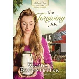 The Prayer Jars #2: The Forgiving Jar (Wanda Brunstetter), Paperback