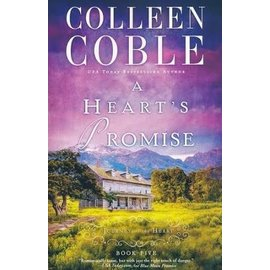 Journey of the Heart #5: A Heart's Promise (Colleen Coble), Paperback