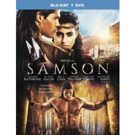 BluRay/DVD - Samson