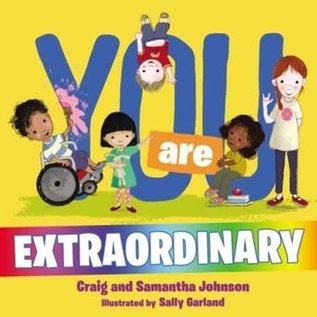 You Are Extraordinary (Craig Johnson, Samantha Johnson), Board Book
