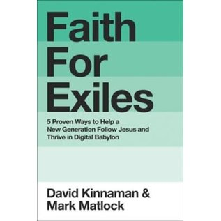 Faith for Exiles (David Kinnaman, Mark Matlock), Hardcover