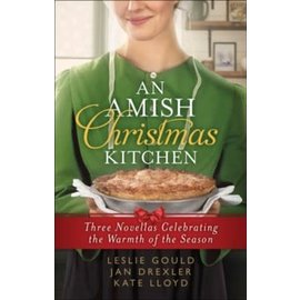 An Amish Christmas Kitchen, 3-in-1 (Leslie Gould, Jan Drexler, Kate Lloyd), Paperback