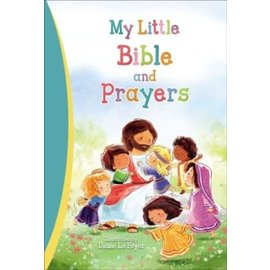My Little Bible and Prayers, Hardcover