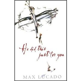 Good News Bulk Tracts: He Did This Just For You