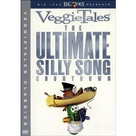 DVD - VeggieTales: The Ultimate Silly Song Countdown