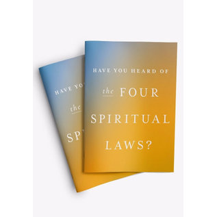 Four Spiritual Laws Booklet