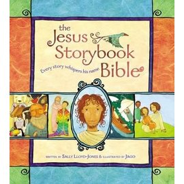 The Jesus Storybook Bible, Hardcover