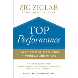 Top Performance (Zig Ziglar), Hardcover