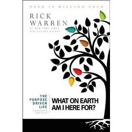 What On Earth Am I Here For? (Rick Warren), Paperback