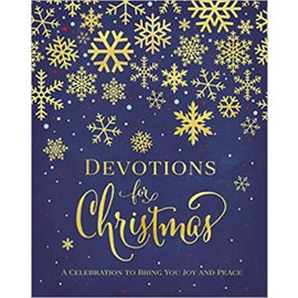 Devotions for Christmas, Hardcover
